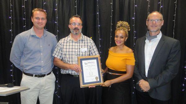 CBI Long Service Awards Ceremony 2020