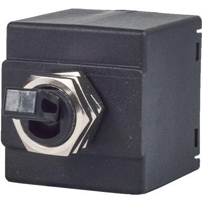B-frame Circuit Breaker for Equipment square handle single pole