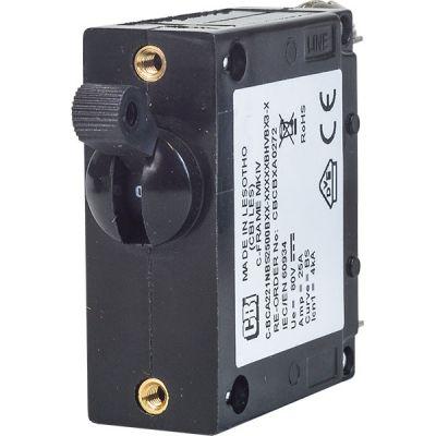 C-Frame MKIV Circuit Breaker for Equipment single pole standard toggle handle