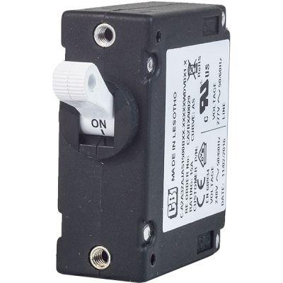 C-Frame Circuit Breaker for Equipment standard toggle handle single pole