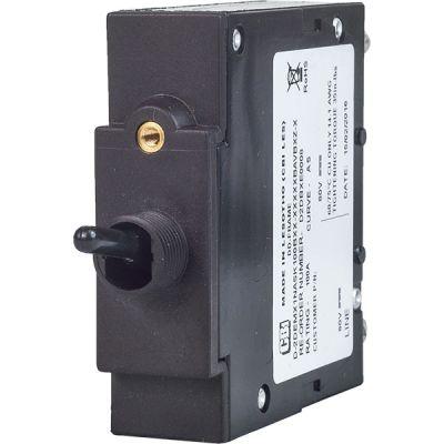 DD-Frame Circuit breaker for Equipment baton handle single pole