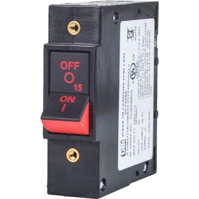 DD-Frame Circuit breaker for Equipment flush rocker handle