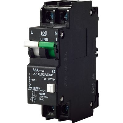 Earth Leakage Products Cbi Electric Circuit Breaker