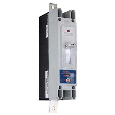 JS25 single pole moulded case circuit breaker hydraulic-magnetic